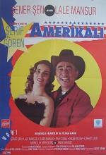 Amerikalı (1993) afişi