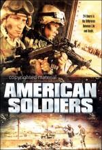 Amerikan Askerleri (2005) afişi
