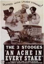 An Ache In Every Stake (1941) afişi