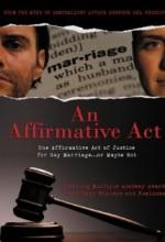 An Affirmative Act (2010) afişi