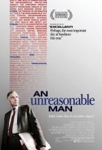 An Unreasonable Man (2006) afişi