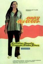 Ana Y Los Lobos (1973) afişi