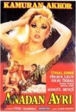 Anadan Ayrı (1985) afişi