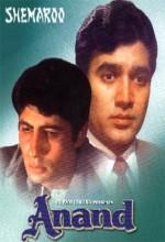 Anand (1971) afişi