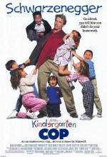 Anaokulu Polisi (1990) afişi