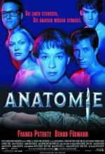 Anatomi (2000) afişi