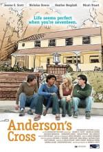 Anderson's Cross (2007) afişi