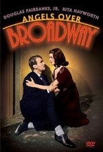 Angels Over Broadway (1940) afişi