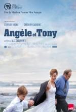 Angèle Et Tony (2010) afişi