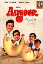 Angoor (1982) afişi
