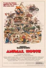 Animal House (1978) afişi