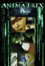 Animatrix: Osiris'in Son Uçuşu (2003) afişi
