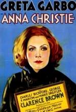 Anna Christie (1930) afişi