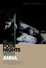 Anna ile Dört Gece (2008) afişi