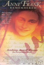 Anne Frank Remembered (1995) afişi