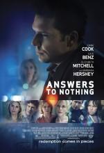 Answers To Nothing (2010) afişi
