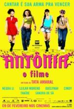 Antônia Sezon 1 (2006) afişi
