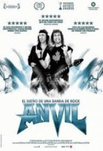 Anvil! The Story of Anvil (2008) afişi