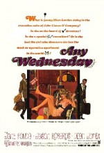 Any Wednesday (1966) afişi