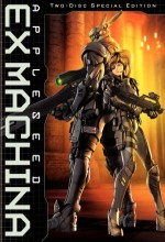 Appleseed Saga Ex Machina (2007) afişi