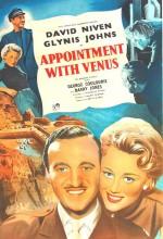 Appointment With Venus (1951) afişi