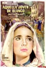 Aquella Joven De Blanco (1965) afişi