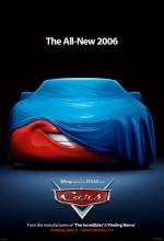 Arabalar (2006) afişi