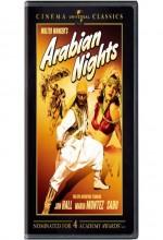 Arap Geceleri (1942) afişi