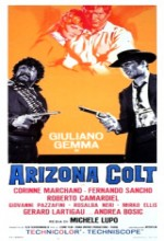 Arizona Colt (1966) afişi