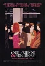 Arkadaşlar ve komşular (1998) afişi
