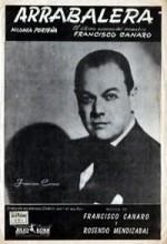 Arrabalera (1950) afişi