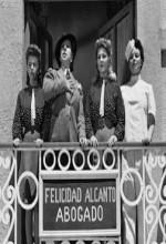 Arrıba Las Mujeres (1943) afişi