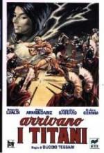Arrivano I Titani (1962) afişi