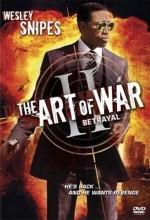 Art Of War: The Betrayal (2008) afişi