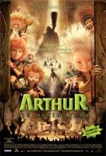Arthur ile Minimoylar (2006) afişi