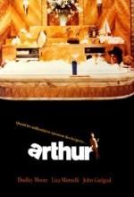 Arthur (1981) afişi