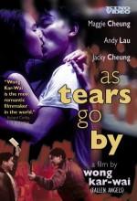 As Tears Go By (1988) afişi