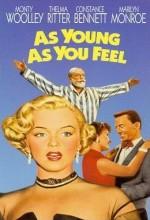 As Young As You Feel (1951) afişi