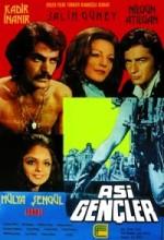 Asi Gençler (1972) afişi