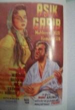 Aşık Garip (1958) afişi