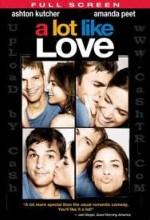 Aşk Gibi Bir Şey (2005) afişi