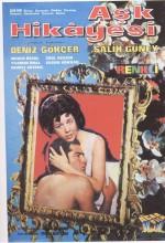 Aşk Hikayesi (1971) afişi