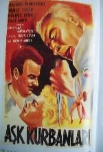 Aşk Kurbanları (1956) afişi