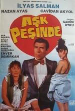 Aşk Peşinde (1987) afişi