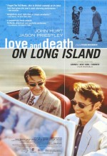 Love And Death On Long Island (1997) afişi