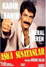 Aşka Susayanlar - Seks Ve Cinayet (1972) afişi