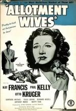 Asker Eşleri (1945) afişi