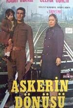 Askerin Dönüşü (1974) afişi