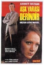 Aşkın Yarası Derindir (1969) afişi
