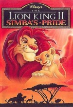 Aslan Kral 2: Simbanın Onuru (1998) afişi